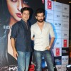 Sushant Singh and Jay Bhanushali at the Promotions of Hate Story 2