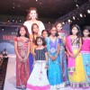 Dia Mirza walk the ramp with little girls