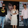 Surveen, Jay and Sushant at the Hate Story 2 Promotions