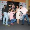 A fan proposes to Surveen Chawla during the Hate Story 2 Promotions