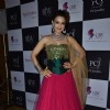 Ameesha Patel poses for the camera at the India International Jewellery Week (IIJW) 2014 - Day 1