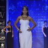 Gauahar Khan looks serene in white as she walks the ramp at the IIJW 2014 - Day 1