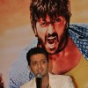 Riteish Deshmukh addressing the audience at the Success Bash for Lai Bhari