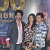 Kishwer Merchant along with Vishal Singh and Suyyash Rai at the Success Bash of Ek Villain