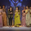 Sagarika Ghatge walks the ramp at the India International Jewellery Week (IIJW) 2014 - Day 2