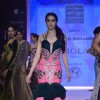 Shraddha Kapoor walks the ramp at the India International Jewellery Week (IIJW) 2014 - Day 2