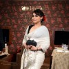 Rani Mukherjee at the Indian Couture Week