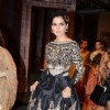 Kangana Ranaut was at the Indian Couture Week - Day 2