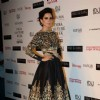 Kangana Ranaut was seen in an Anju Modi outfit at the Indian Couture Week - Day 2