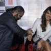 Bipasha gets a good luck charm tied to her wrist at the Trailer Launch of Creature 3D