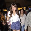 Bipasha Basu was spotted at the Trailer Launch of Creature 3D