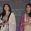 Bhagyashree Patwardhan and Rajeshwari Sachdev at the Press Conference of Laut Aao Trisha