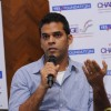 Vikramaditya Motwane addressing the audience