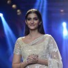 Sonam Kapoor walks the ramp in a Neeta Lulla creation at the IIJW 2014 - Grand Finale