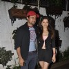 Manav Gohil with Rubina Dilaik at the Screening of Hate Story 2