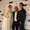 Shraddha Kapoor, Gaurav Gupta and Rahul Khanna at the Indian Couture Week - Day 4