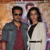 Humaima Malik and Emraan Hashmi at the Trailer Launch of Raja Natwarlal