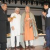 Hariharan felicitates Rajendra Mehta at A fund raising musical soiree, Rehmatein