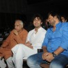 Sonu Niigam and Wajid Ali were seen talking at Rehmatein