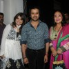 Jaspinder Narula with Javed Ali and a friend at Rehmatein