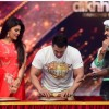 Roti making competition in Jhalak Dikhhla Jaa