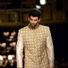Aditya Roy Kapur walks the ramp at Indian Couture Week - Day 5