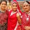 Rajeshwari, Parul and Alpa in Hamari Devrani