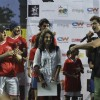 Hrithik Roshan and Aamir Khan at Charity Football Match
