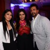 Javed Jaffrey and Nisha Jamwal at the India Leadership Conclave