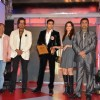 Sangram Singh being awarded at the India Leadership Conclave