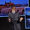 Amitabh Bachchan at the launch of LG Mobile
