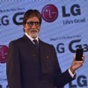 Amitabh Bachchan showcases the new LG Mobile