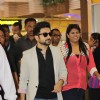 Vir Das spotted leaving the venue during his promotional visit to Pune