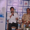 John Abraham addressing the Press