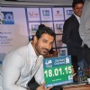 John Abraham launches the Marathon Date