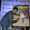 Rajeev Khandelwal signs his Autograph on the Travel Magazine Poster