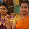 Rajeshwari and Jalpa looking happy
