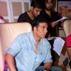 Akshay Kumar on the sets of SABTV's Badi Door Se Aaye Hai