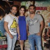 Emraan Hashmi, Humaima Malick and Director Kunal Deshmukh at the Press Meet of Raja Natwarlal