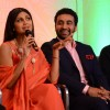Shilpa Shetty was seen sharing her views at the Launch of Goa Wedding Fest