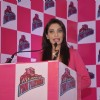 Host addressing the audience at Abhishek Bachchan's Kabbadi Team announcement