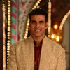Akshay Kumar poses for the media at the Jahsn-e-Eid celebration