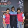 Aamir Khan, Shah Rukh Khan and Amitabh Bachchan were at Pro Kabbadi League