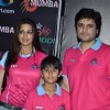 Sonali Bendre with Goldie Behl at Pro Kabbadi League
