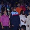 Celebs honour the national anthem at Pro Kabbadi League