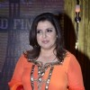 Farah Khan poses for the camera on the sets of Entertainment Ke Liye Kuch Bhi Karega