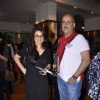 Tisca Chopra poses with a friend at Nicolai Freidrich Illusion Show