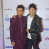 Aneel Murarka poses with Raju Srivastav at International Indian Achiever's Award 2014