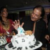 Anup Jalota with his Birthday Cake