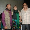 Ketan and Deepa Mehta with Satish Kaushik